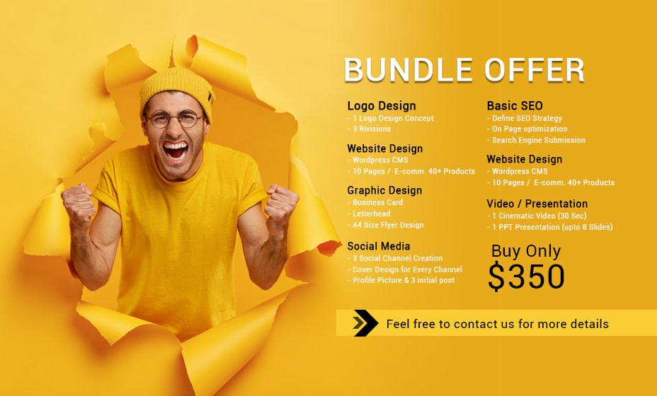 BurkiTech bundle offer